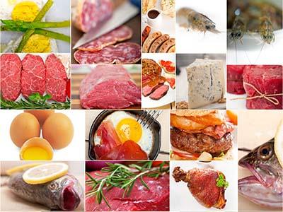 Secondi piatti animali